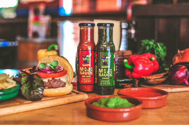Red and Green Mojo Sauce